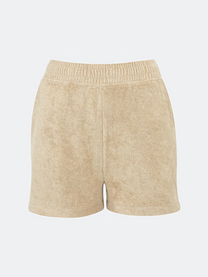 Shorts & kortbyxor - Bik Bok Terra sweat shorts - Beige