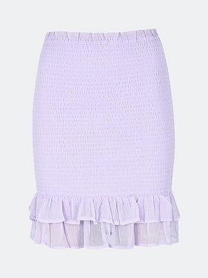 Bik Bok Kate smockad kjol
