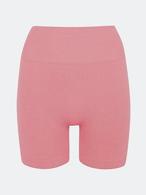 Shorts & kortbyxor - Bik Bok Empower seamless biker shorts - Rosa