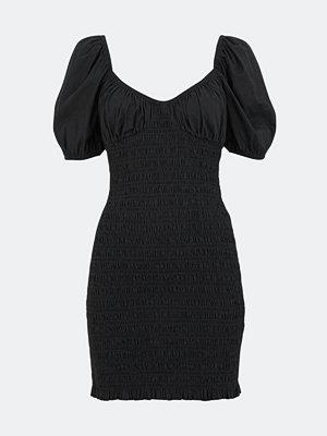 Bik Bok Blessing smock dress - Svart