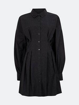 Bik Bok Juli skjortklänning i bomull - Svart