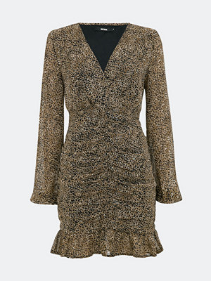 Bik Bok Manhattan klänning i chiffong - Multi
