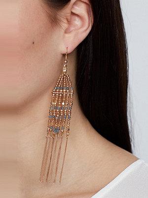 Gina Tricot örhängen Bead Tassel Earrings