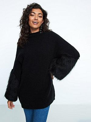 Gina Tricot Freja stickad tröja