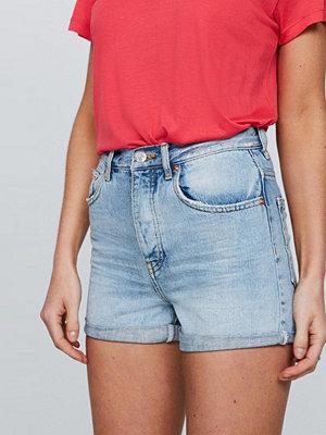 Shorts & kortbyxor - Gina Tricot Lola denim shorts
