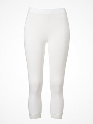Leggings & tights - Gina Tricot Short leggings with lace