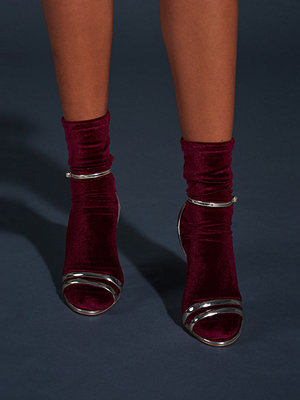 Strumpor - Gina Tricot Aina velvet socks