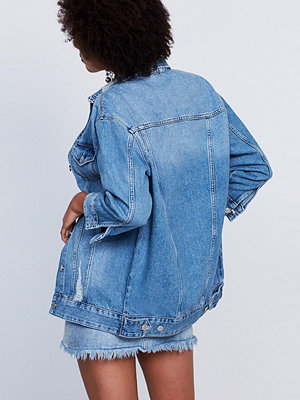 Gina Tricot Siri jeansjacka