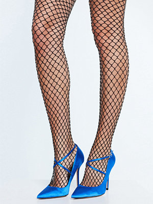 Strumpbyxor - Gina Tricot 1-pack Paula glitter fishnet tights
