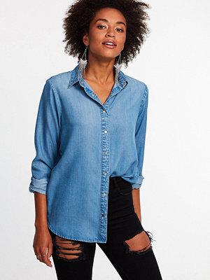 Gina Tricot Olivia denim shirt