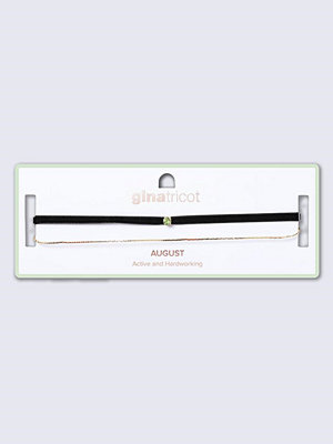 Chokers - Gina Tricot August Birth Stone Choker
