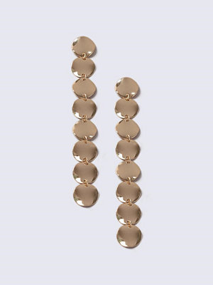 Gina Tricot örhängen Circle stud Earrings
