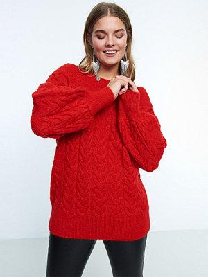 Gina Tricot Elna stickad tröja