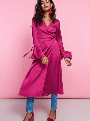 Gina Tricot Dessie omlottklänning