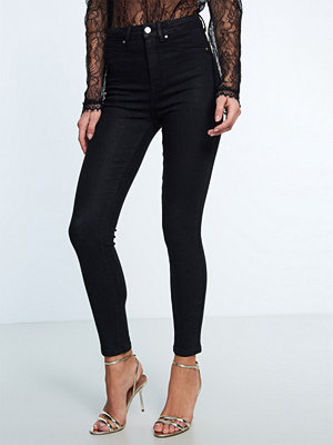 Gina Tricot Ruby coated jeans