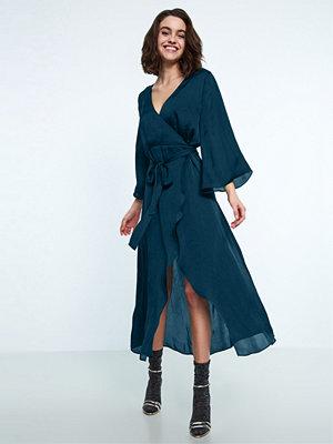 Gina Tricot Jasmine omlottklänning