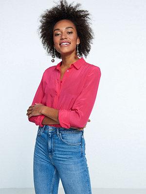 Skjortor - Gina Tricot Elina sidenskjorta
