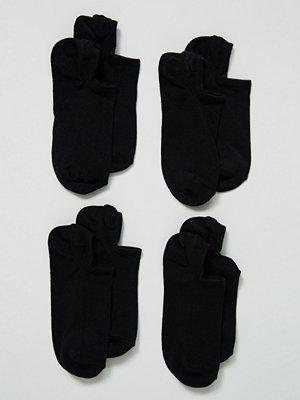 Strumpor - Gina Tricot 4-pack sneaker strumpor