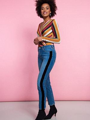 Gina Tricot Bonnie velvet jeans