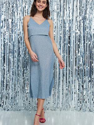 Gina Tricot Elsa glitter dress