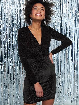 Gina Tricot Franny glitter dress