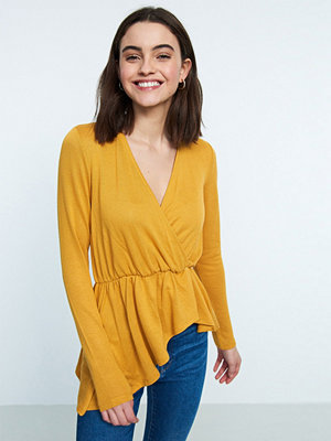 Gina Tricot Lisen wrap top