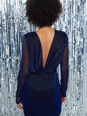 Gina Tricot Irma klänning med öppen rygg