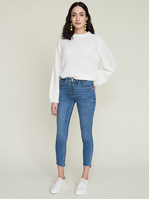 Gina Tricot Sienna jeans med zip