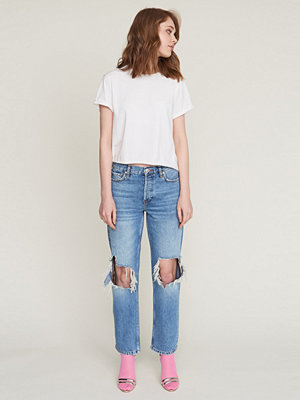 Gina Tricot Leia straight jeans