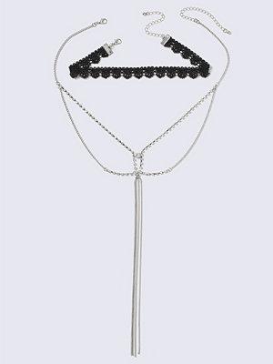 Gina Tricot halsband Xms sb lace rhs