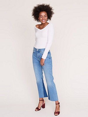 Gina Tricot Laura kick flare jeans