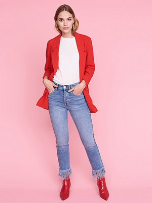 Gina Tricot Sienna fringe jeans