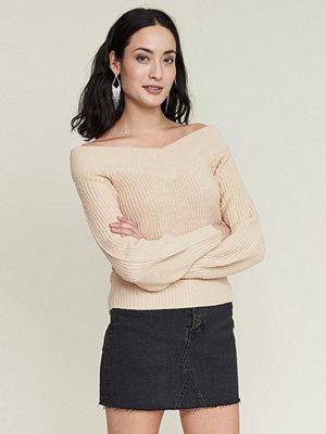 Gina Tricot Isabella stickad tröja