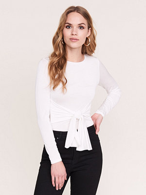 Gina Tricot Tie knot topp