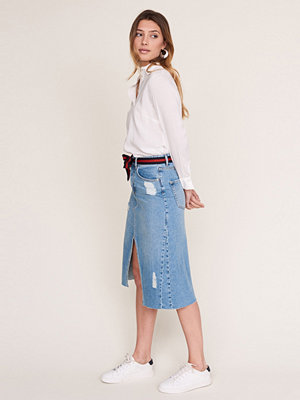 Gina Tricot Monique jeanskjol