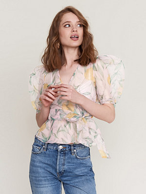 Gina Tricot Irma wrap blouse