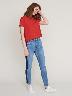 Gina Tricot Leah block jeans