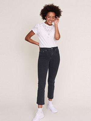 Gina Tricot Nicole kick flare jeans