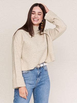 Gina Tricot Beata stickad tröja