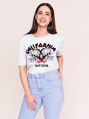 T-shirts - Gina Tricot Justine topp