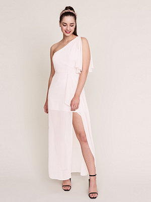 Gina Tricot Bea one shoulder maxi dress
