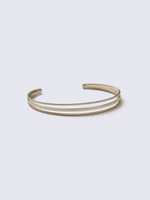 Gina Tricot armband Gold Look Clean Bangle