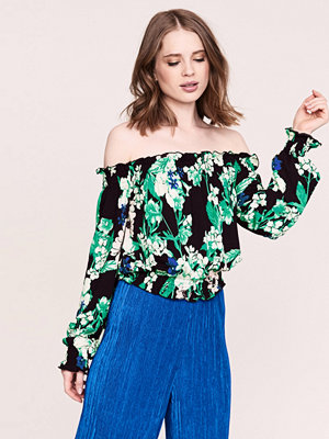 Gina Tricot Johanna off shoulder top