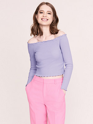 Gina Tricot Kitty off shoulder top