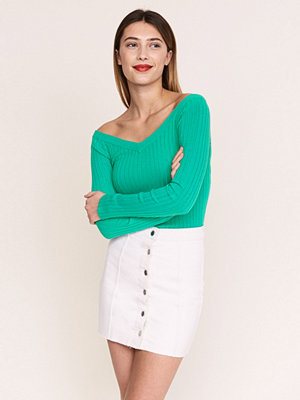 Gina Tricot Hanna stickad tröja