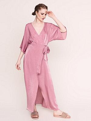 Gina Tricot Rosali omlottklänning