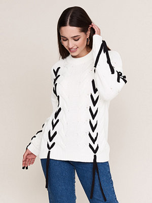 Gina Tricot Klara stickad tröja