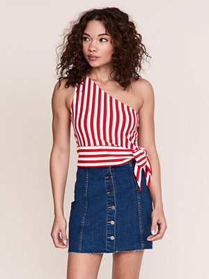 Gina Tricot Amantha one shoulder top