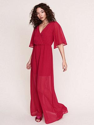 Gina Tricot Lorena chiffon maxi dress