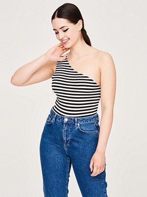 Gina Tricot Mally stripe body